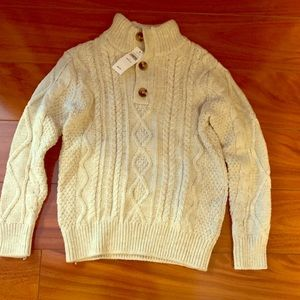 Boys Gap sweater new with tags